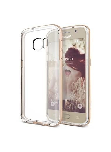 Samsung Galaxy S7 Crystal Bumper Kılıf  -Verus